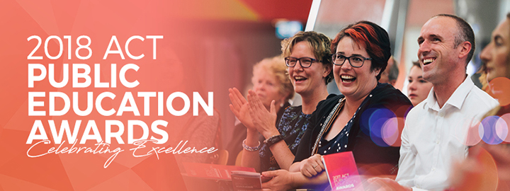 2018 Public Education Awards Header