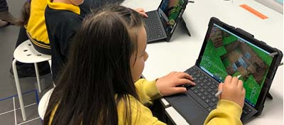 Congratulations to Gordon Primary School who were national runners up in Australia's first NAIDOC Minecraft Education Challenge.