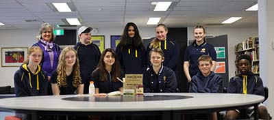 Could you live off just a can of beans, chickpeas, rice and lentils for five days? Students at University of Canberra High School Kaleen have done just that when they took part in the Rations Challenge to raise money and awareness for a good cause.