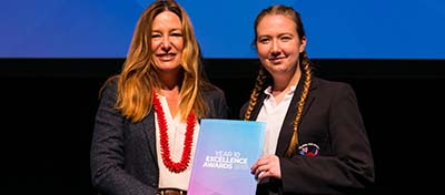 The year 10 excellence awards were held on December 4, to recognise students for their achievements and hard work in 2019