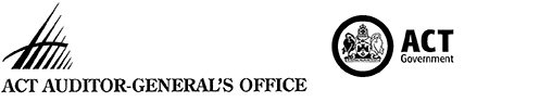 ACT Government Letterhead – ACT Auditor-General's Office