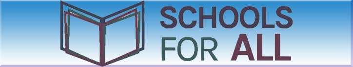 Schools for All banner
