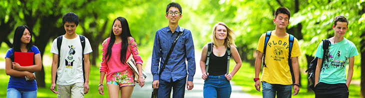 Header Image International Students