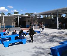 Narrabundah College students