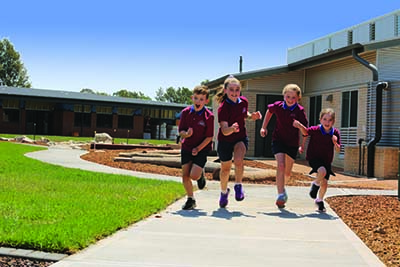 The Education Directorate has been upgrading and expanding ACT public schools right across the Territory in preparation for the 2020 school year