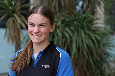 Now 16, Gungahlin College Year 11 student Jade Brown has been selected in the Australian Schoolgirls football team for the International Cup, to be staged in Dallas in April.