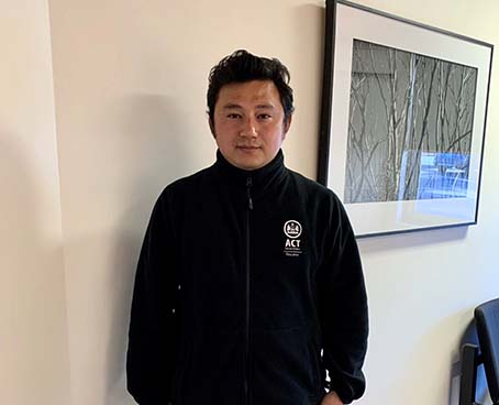 Staff Spotlight: Keshap Moktan, School Cleaning Officer