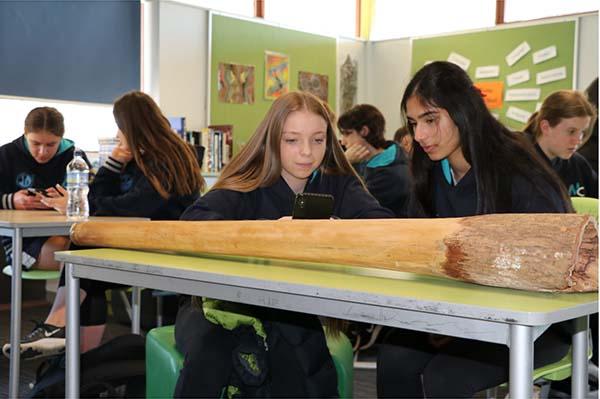 Reconciliation Week at Melba Copland Secondary School