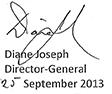 Signature Block – Diane Joseph