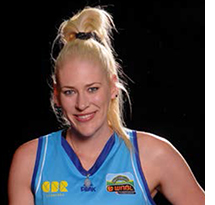 Lauren Jackson: professional basketball player
