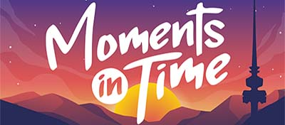 For the past ten weeks, ACT public school students and community members have been recording their thoughts, feelings and experiences through the Moments in Time initiative.