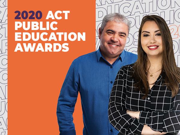 2020 ACT Public Education Awards