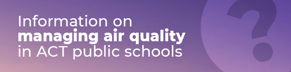 Managing Air Quality in Schools