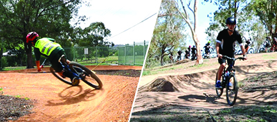 Across the ACT, our public schools have been installing a range of bike tracks for students and members of the community to use.