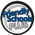 Friendly Schools Plus logo