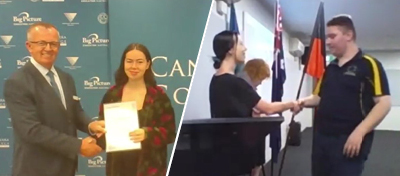 Today the achievements of secondary students across the ACT were recognised in the Board of Senior Secondary Studies (BSSS) Recognition of Excellence Ceremony.