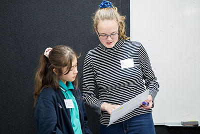 More than 120 students gathered for the Minister's Student Congress, held at the Hedley Beare Centre for Teaching and Learning on 5 July.