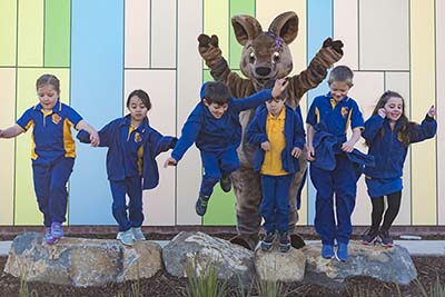 Students at Wanniassa Hills Primary School are embracing their Positive Behaviours for Learning (PBL) program, with great results being achieved across the school.