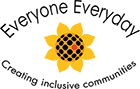 Everyone Everyday – Creating Inclusive Communities logo