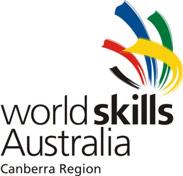 WorldSkills Australia Canberra Logo